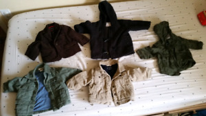 BOYS JACKETS 0-12 MONTHS!!!