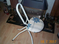 Ironing board seat / chair in a good condition. £12. Collect from Pontardawe SA8..