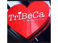 TriBeCa Dumbarton Road looking for experienced part time waiting staff