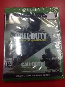 Call of Duty Infinite Warfare édition legacy