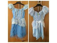 Mixed dressing up costumes aged 3-4