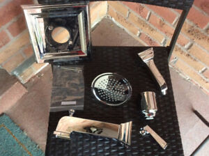 American standard high end bath and shower kit. New in box