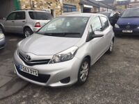 Toyota Yaris 1.4 D-4D TR 5dr 1 COMPANY OWNER CAR FROM NEW! 2013 (63 reg), Hatchback