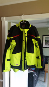 First Gear TPG Rainier jacket for sale- Large
