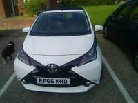 Toyota aygo 65 plate low millage 4000 must see