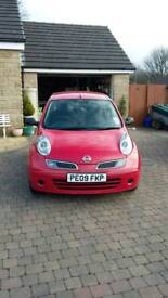 CHEAP insurance AND TAX-- NISSAN MICRA