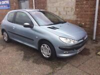 ( Yarmouth car centre) Peugeot 206 1.4 2003