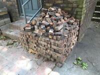 Paving bricks (700+)