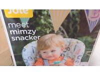 JOIE meet mimzy snacker High Chair