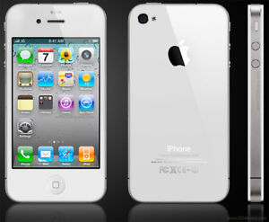 I-Phone 4 16gb with Bell