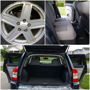 2007 Jeep Compass 5 Speed