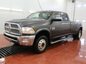 2015 Ram 3500 Longhorn  - Navigation -  Leather Seats -  Bluetoo