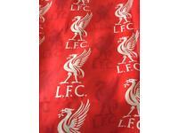 LFC curtains inc single bed set