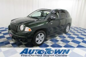 2010 Jeep Compass Sport/North/KEYLESS ENTRY/ALLOYS/GREAT PRICE!