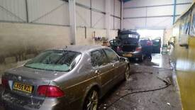 Hand car wash for sale