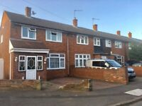 Spacious 3 Bedroom House - Off steet parking and garage