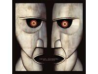 Pink Floyd - The Division Bell Box Set Vinyl/CD/Blu Ray