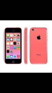IPhone 5c rose