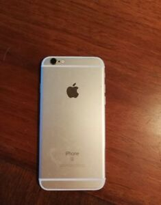 iPhone 6s 16GB bell/virgin