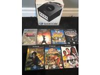 GAMES CONSOLES AND GAMES