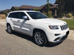 2014 Jeep Grand Cherokee Summit 4x4 Diesel