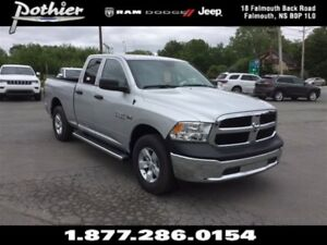2017 Ram 1500 Express | CLOTH | HEATED MIRRORS | KEYLESS |