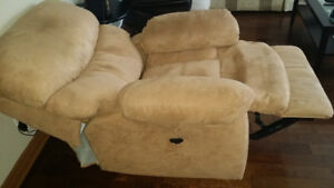 futon inclinable - sofa inclinable 1 personne
