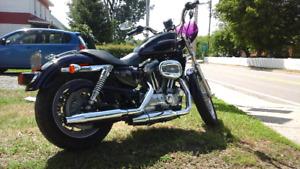 Sportster 883 Low 2006, $6500 négo.