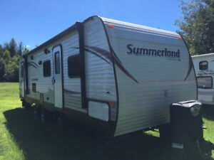 2016 28Ft Summerland Travel Trailer