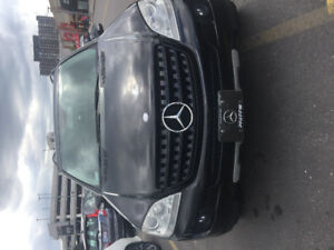 2006 Mercedes-Benz M-Class Ml.350 V.6 engine low km Other