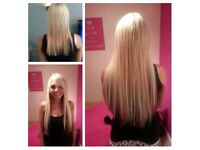NANO RINGS.FLAT TIPS.RUSSIAN HAIR EXTENSIONS MOBILE HAIR EXTENSIONIST AT THE COMFY OF YOUR HOME
