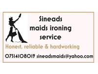 Sineads maids ironing service