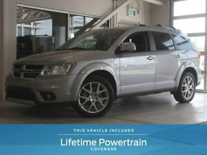 2015 Dodge Journey R/T-AWD-Moon Roof-Nav-Rear Seat DVD Player