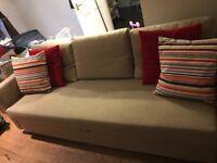 Ikea Sofa bed 3 seater