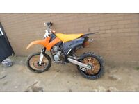 150cc ktm replica NOT pitbike