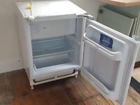 Indesit Fridge Freezer TSZ 1612 integrated undercounter