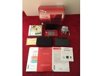 Nintendo 3ds Red Boxed + Accesorries Mint condition