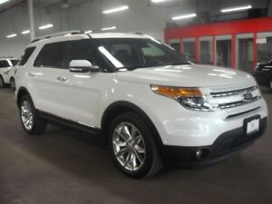 2014 Ford Explorer Limited/NAVY/CAM
