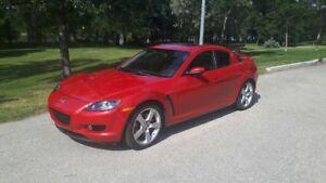 Safetied 2004 Mazda RX8