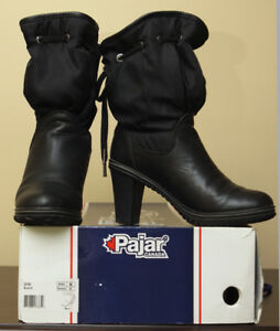 Pajar High Heeled Women's Fall Boots (size 6-6.5 US/37 EU)