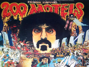 The Mothers of Inventions (Frank Zappa) - 200 Motels (1971) LP