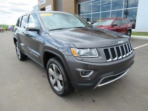 Jeep Grand Cherokee Limited 4x4 2015