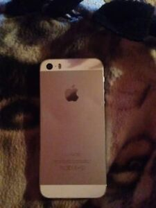 Silver iPhone 5s 16G