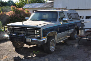 Chevy Diesel Pick UP 4x4
