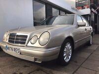 Mercedes-Benz E Class 2.8 E280 Elegance 4dr LOW RECORDED MILEAGE