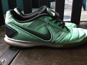 Nike soccer cleats size 12 US