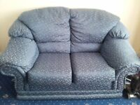 2 seater sofa in 'as new' condition