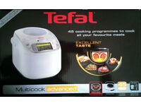 TEFAL MULTICOOK ADVANCED - 45 IN 1