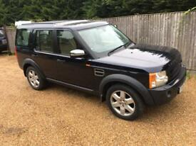 Landrover discovery 3 2.7td v6 HSE