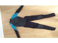 Tribord Kid's Wetsuit, Age 12